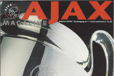 Artikel over linksbenige spelers, Ajax Magazine