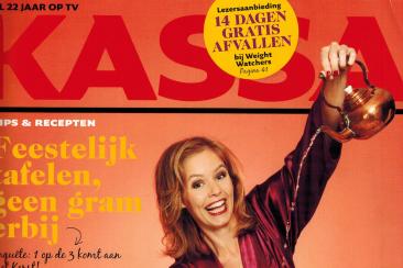 Artikel over lichttherapie, Kassa Magazine