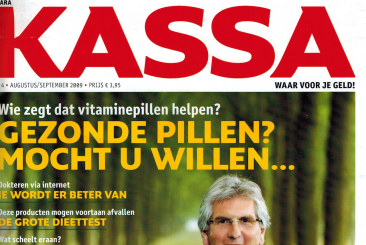 Berichten voor nieuwsrubriek, Kassa Magazine