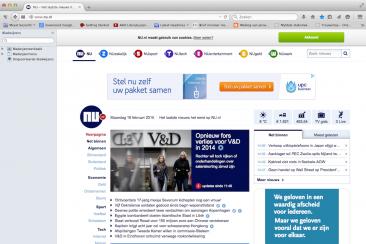 Interviews over donorweek voor nu.nl, KesselsKramer