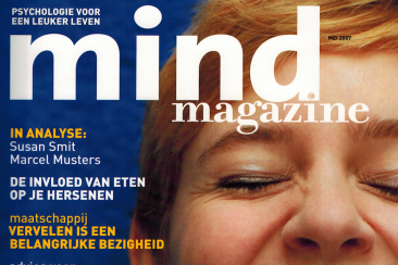 Interview met echtpaar over Asperger, Mind Magazine