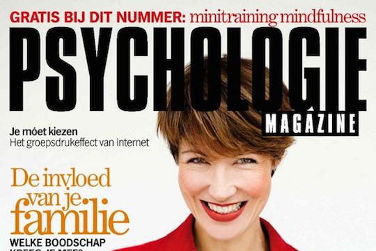 Psycholgie Magazine Overlevers 1