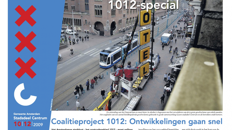 Stadsdeel Centrum 1012