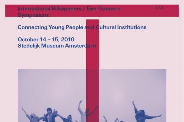 Verslag symposium Blikopeners, Stedelijk Museum