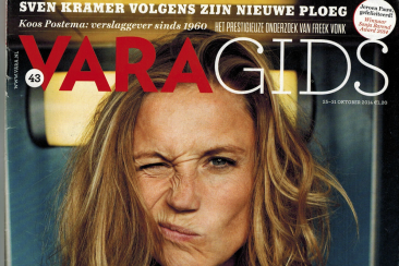 Productie en juryrapport Sonja Barend Award, VARAgids