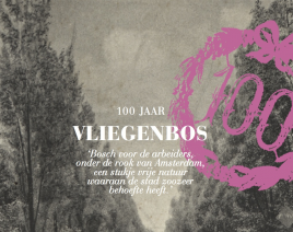 Boek 100 jaar Vliegenbos