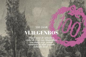 Twee hoofdstukken voor boek over 100 jaar Vliegenbos