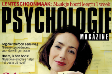 Interviewrubriek Overlevers (deel 2), Psychologie Magazine
