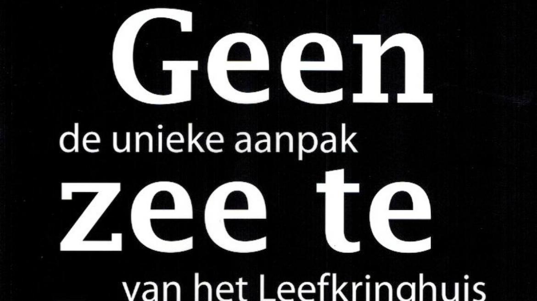 Boek Leefkringhuis cover