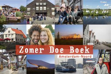 Zomer Doe Boek Amsterdam-Noord (2015), productiehuis Boven 't Sluisje
