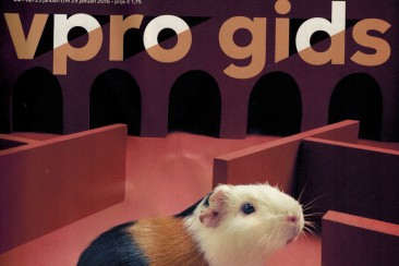 Coverstory over de grote spelshows, VPRO Gids