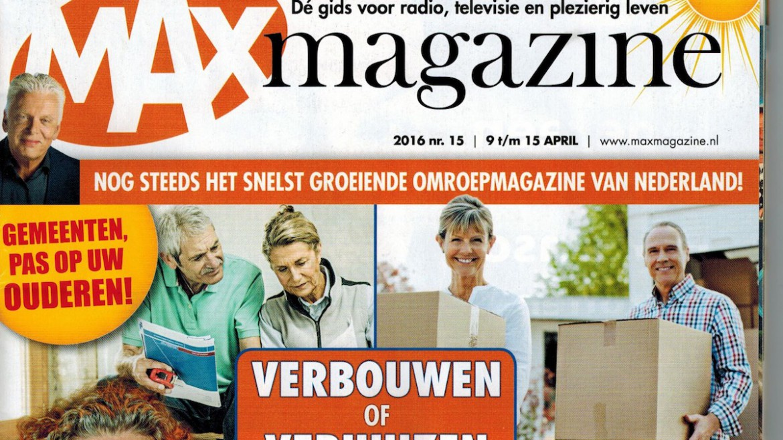 Max Magazine Alphen
