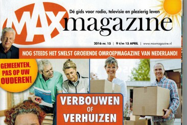 Interview over schietpartij Alphen a/d Rijn, Max Magazine