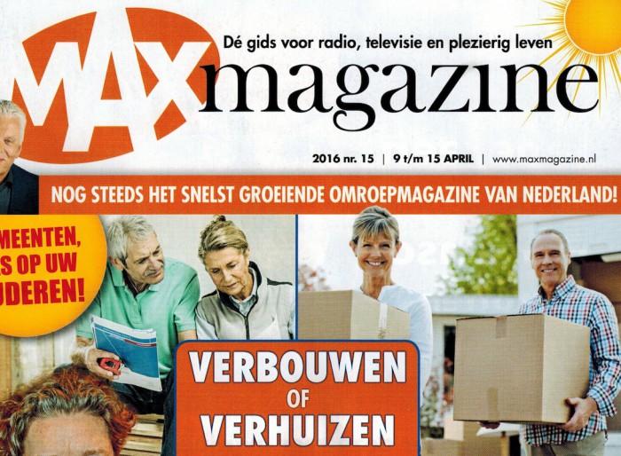 Interview over schietpartij Alphen a/d Rijn, Max Magazine