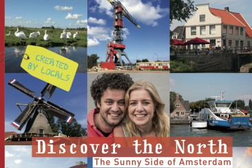 Discover the North: The Sunny Side of Amsterdam, Productiehuis Boven 't Sluisje