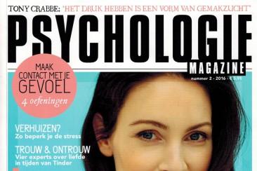 Interviews over afscheid nemen van het geloof, Psychologie Magazine