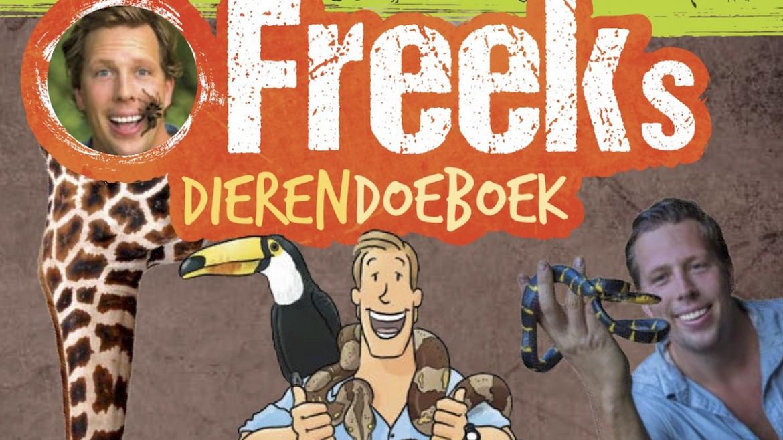 Freek Vonk Dierendoeboek