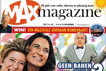 Artikel over oudere werkzoekenden, Max Magazine