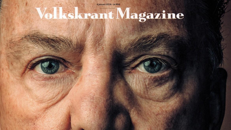 Volkskrant Magazine Jeugdliefde terugvinden