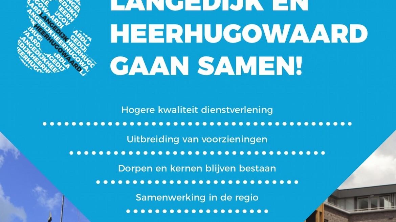Fusie Langedijk Heerhugowaard